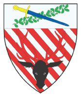Arms of Adam Thomson