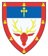 Arms of Alexander Thomson Bute Pursuivant