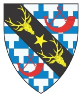 Arms Bernard StClair Thomson